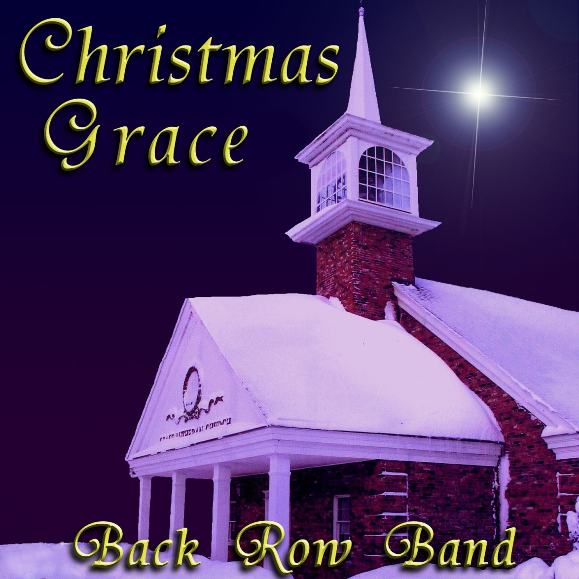 Christmas Grace Album Cover