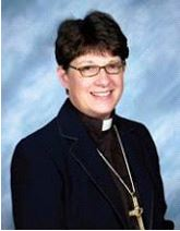ELCA Bishop Elizabeth Eaton